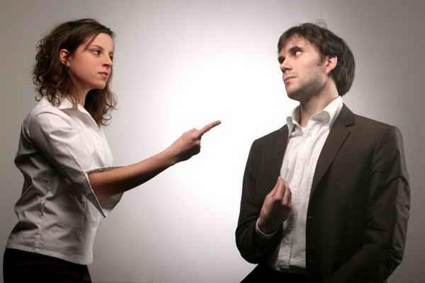 Проверь: ты женщина или мужик?