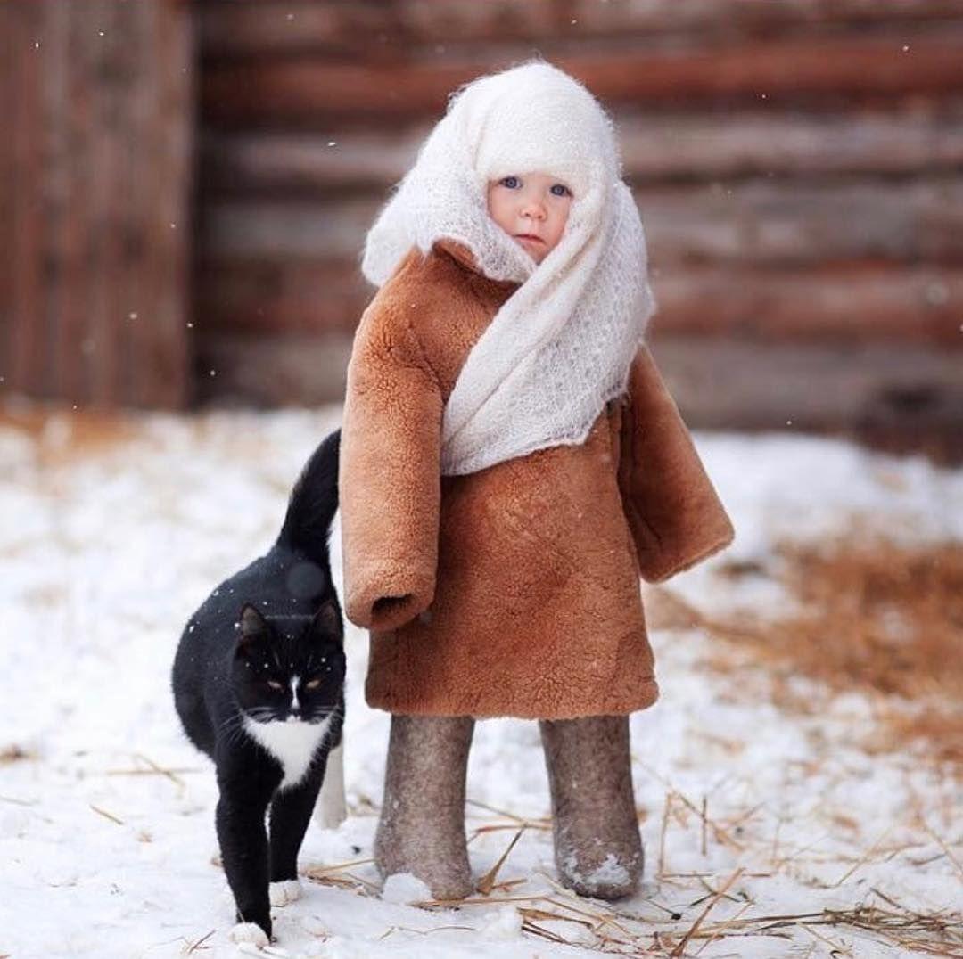 Как выглядеть зимой фантастически красиво
